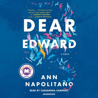 Dear Edward book cover