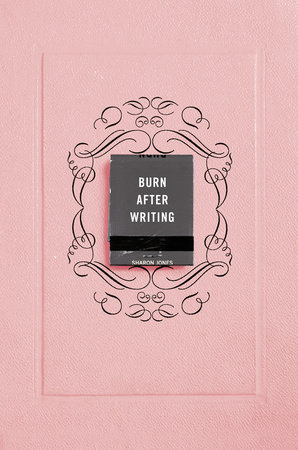 Burn After Writing (Yellow)