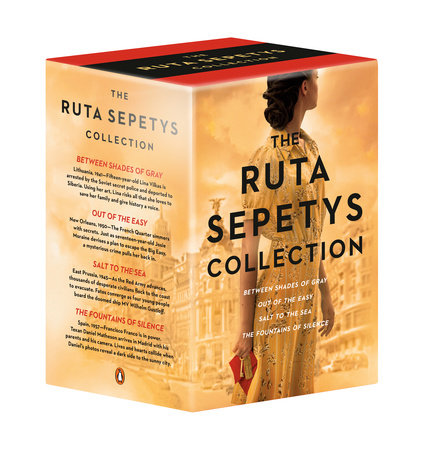 The Ruta Sepetys Collection