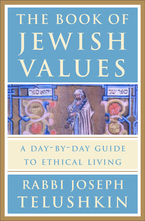 The Book of Jewish Values by