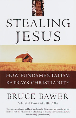 Stealing Jesus by