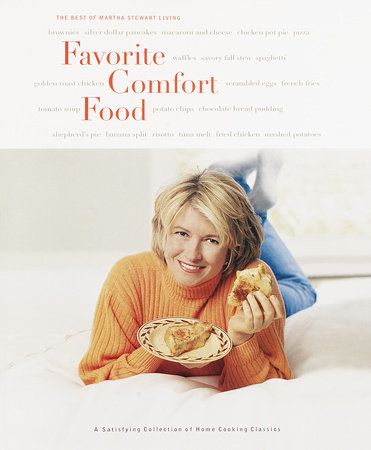 Favorite Comfort Food by Martha Stewart Living Magazine