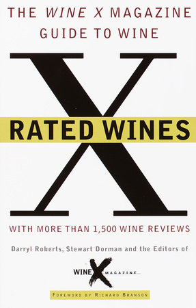 X Rated Wines by