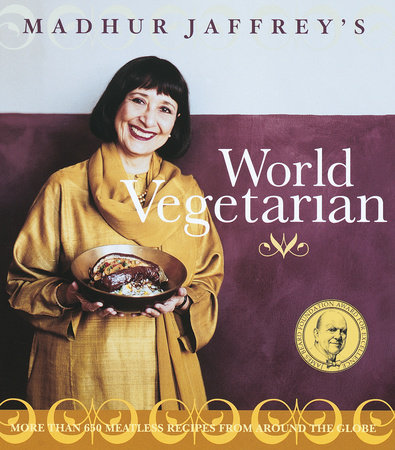 Madhur Jaffrey's World Vegetarian by