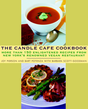 The Candle Cafe Cookbook by
