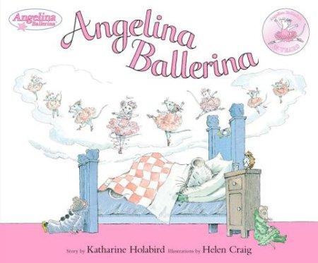 Angelina Ballerina 25th Anniversary Edition