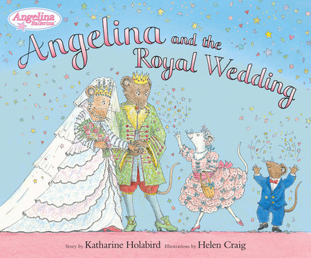 Angelina and the Royal Weddding