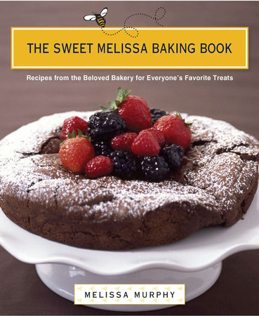The Sweet Melissa Baking Book