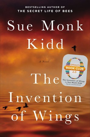 Cover art for The Invention of Wings