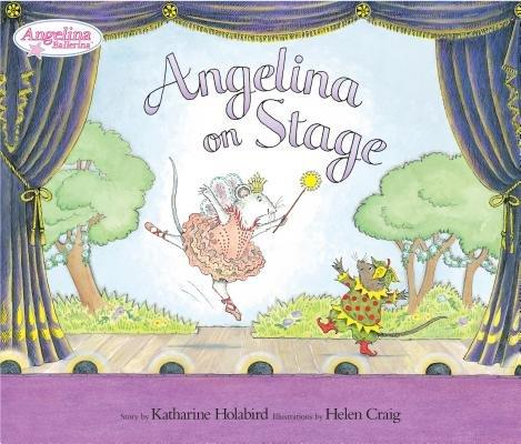 Angelina on Stage