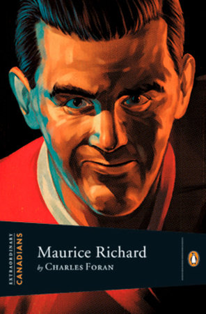 Extraordinary Canadians:maurice Richard