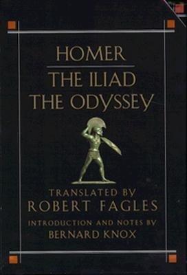 Odyssey, The/Iliad, The boxed set