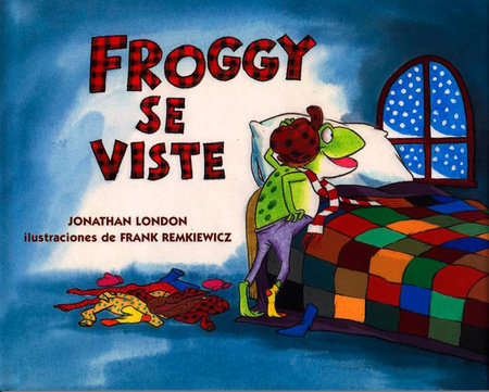 Froggy se viste