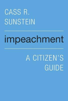 Cover art for Impeachment: A Citizen's Guide