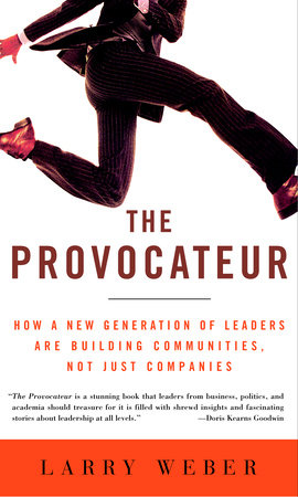 The Provocateur by Lawrence Weber