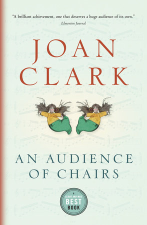 An Audience of Chairs by