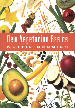 New Vegetarian Basics by Nettie Cronish