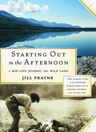 Starting Out in the Afternoon by Jill Frayne