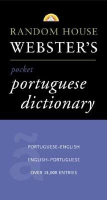 Random House Webster's Pocket Portuguese Dictionary by