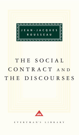 The Social Contract and The Discourses by