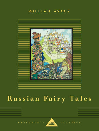 Russian Fairy Tales by
