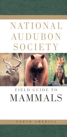 National Audubon Society Field Guide to North American Mammals by NATIONAL AUDUBON SOCIETY