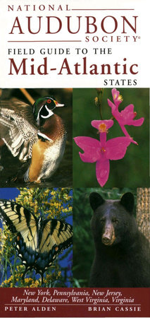 National Audubon Society Regional Guide to the Mid-Atlantic States by Chanticleer Press Inc.