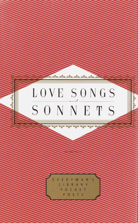 Love Songs and Sonnets by Peter Washington