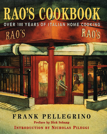 Rao's Cookbook by