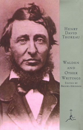 Walden and Other Writings by