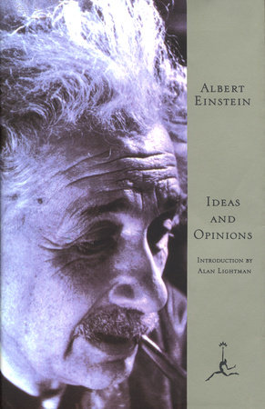 Ideas & Opinions by Albert Einstein