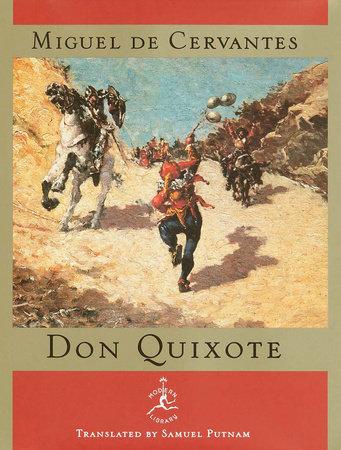 Don Quixote de La Mancha by