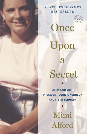 Once Upon a Secret book cover