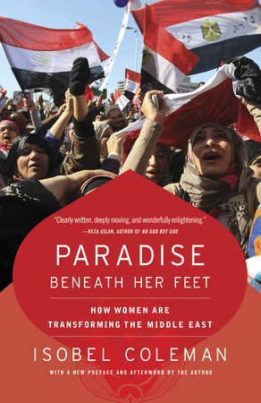 Paradise Beneath Her Feet by