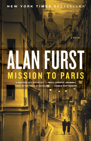 Mission to Paris by