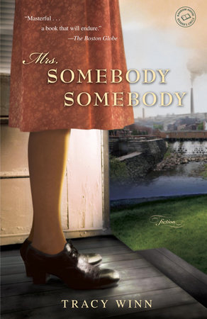 Mrs. Somebody Somebody by Tracy Winn