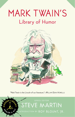Mark Twain's Library of Humor by