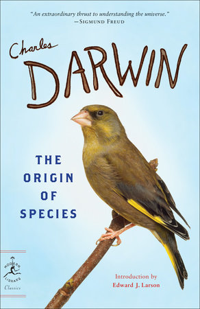 The Origin of Species by Charles Darwin