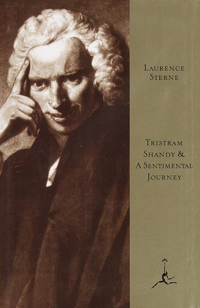Tristram Shandy and A Sentimental Journey by
