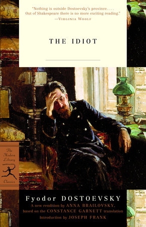 The Idiot by