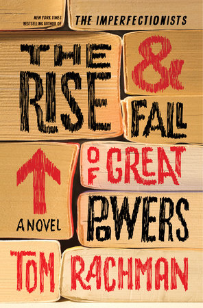 The Rise & Fall of Great Powers by