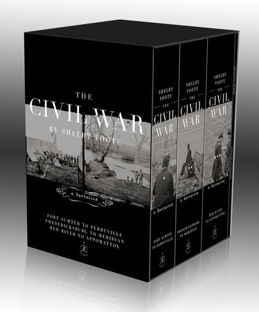 The Civil War Trilogy Box Set by