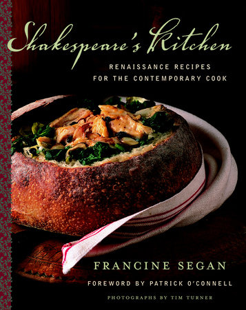 Shakespeare's Kitchen by Francine Segan