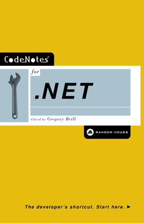 CodeNotes for .NET by