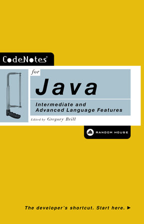 CodeNotes for Java by