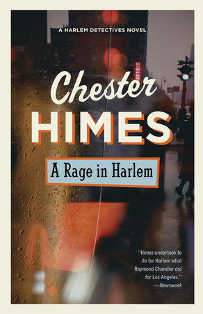 A Rage in Harlem by