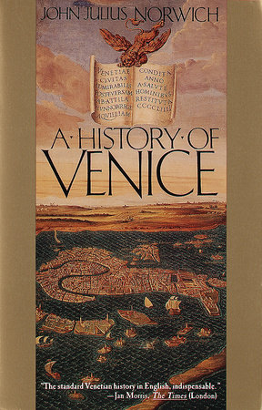 A History of Venice by