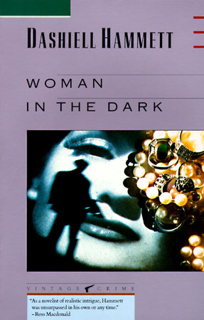 Woman in the Dark by