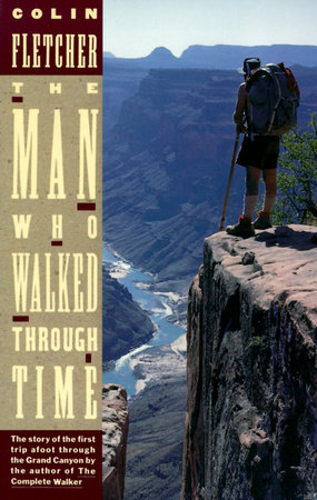 The Man Who Walked Through Time by