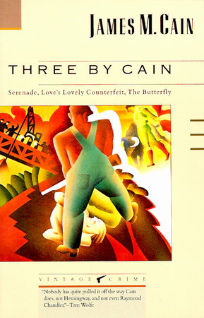 Three by Cain by James M. Cain